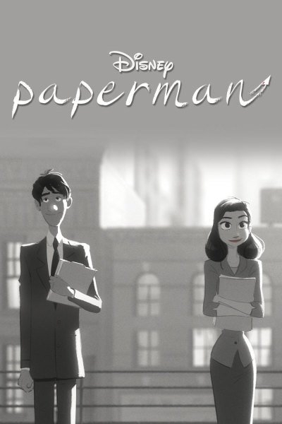 L'affiche de Paperman