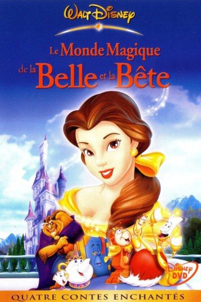L'affiche de Le Monde magique de la Belle et la Bête
