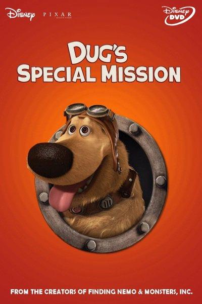 L'affiche de Doug en mission spéciale