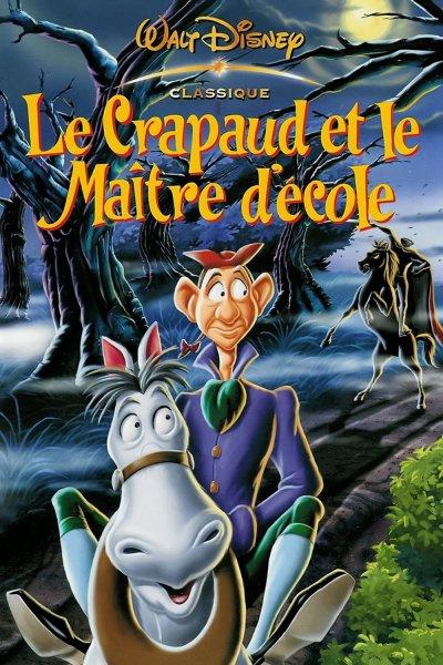 L'affiche de Le Crapaud et le Maître d'école