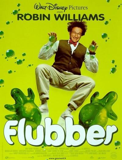 L'affiche de Flubber