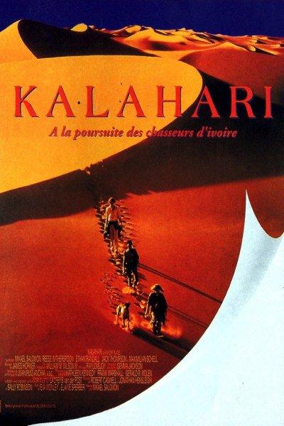 L'affiche de Kalahari