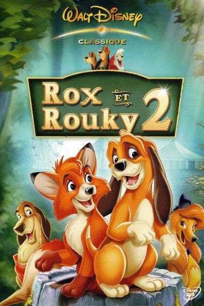 L'affiche de Rox et Rouky 2