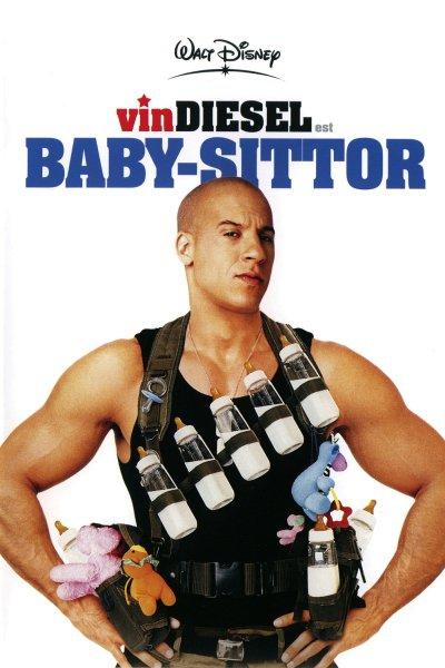 L'affiche de Baby-Sittor