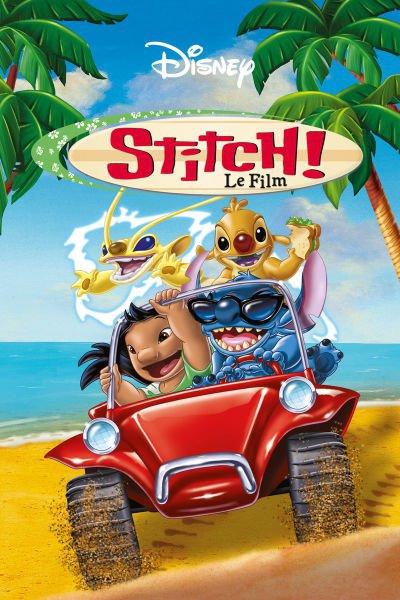 L'affiche de Stitch! Le film