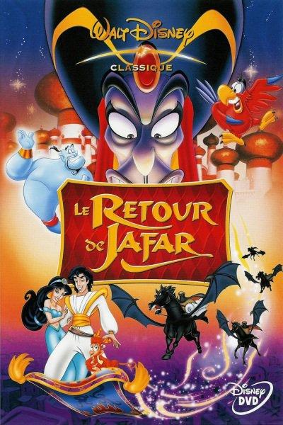 L'affiche de Le Retour de Jafar