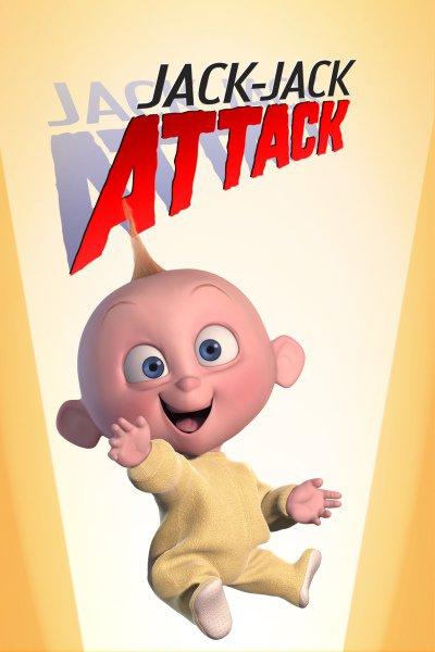 L'affiche de Baby-sitting Jack-Jack