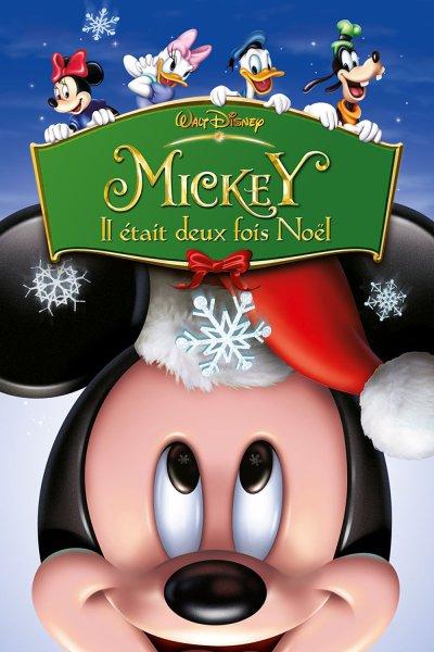 L'affiche de Mickey - Il était deux fois Noël