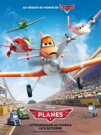 L'affiche de Planes