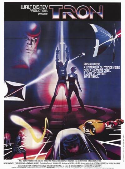 L'affiche de Tron