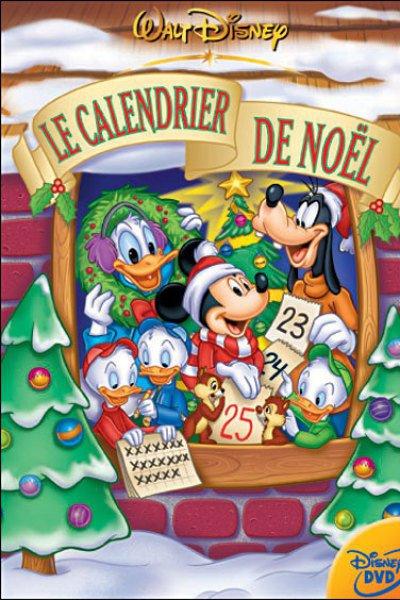 L'affiche de Le Calendrier de Noël