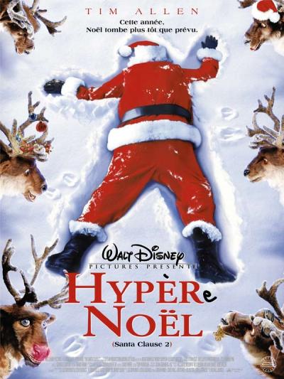 L'affiche de Hyper Noël