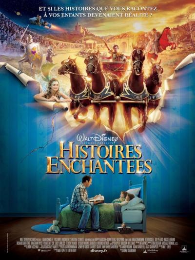 L'affiche de Histoires enchantées