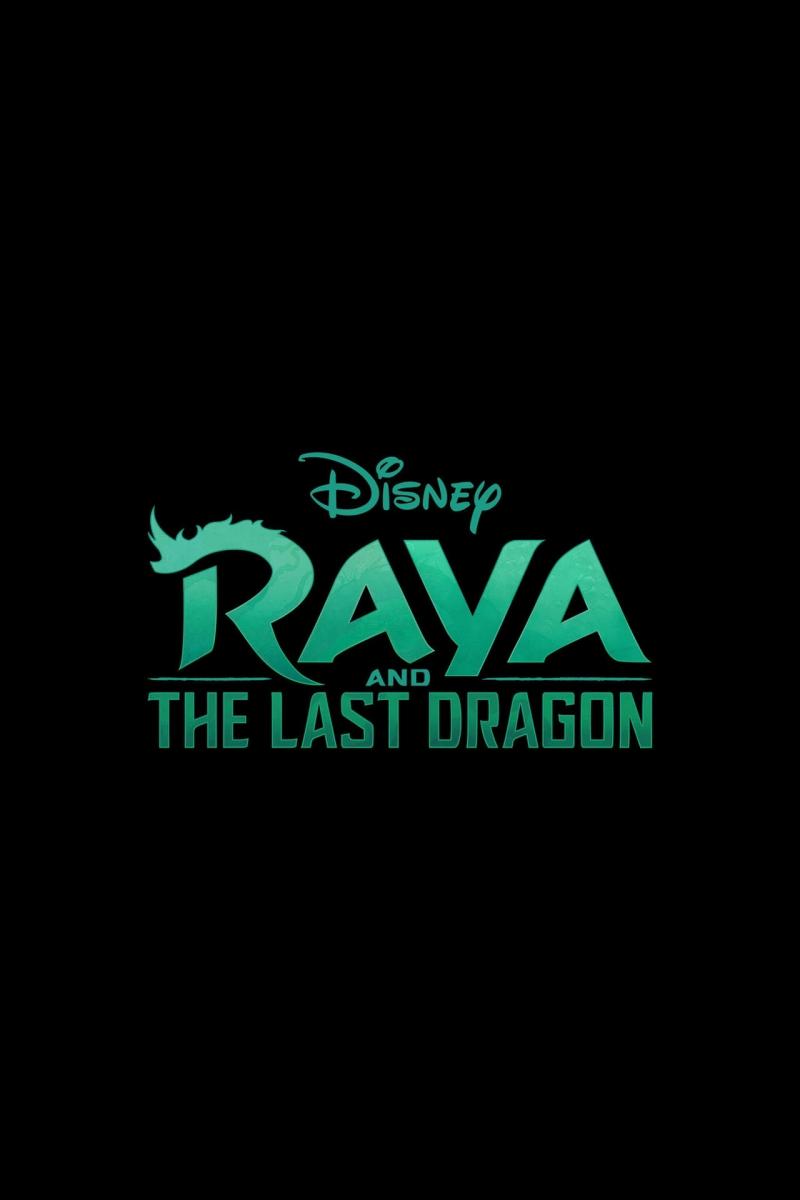 L'affiche de Raya and the Last Dragon