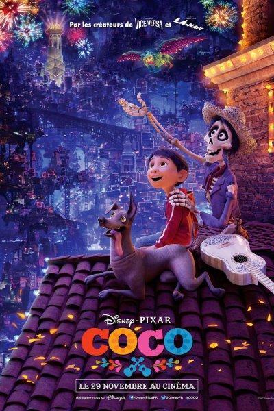 L'affiche de Coco