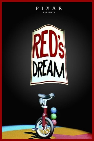 L'affiche de Red's Dream