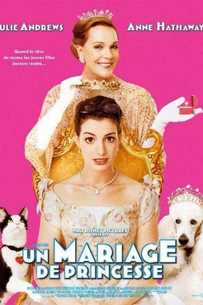 L'affiche de Un mariage de princesse