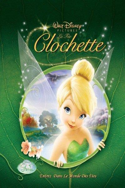 L'affiche de La Fée Clochette
