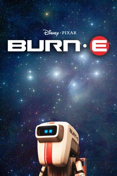 L'affiche de BURN·E