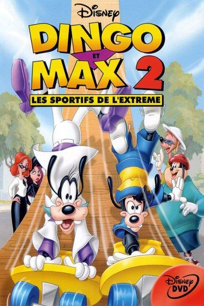 L'affiche de Dingo et Max 2: les sportifs de l'extrême