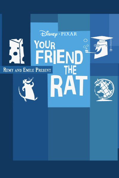 L'affiche de Notre ami le rat