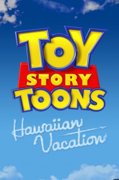 L'affiche de Vacances à Hawaii