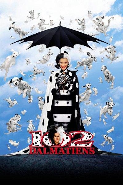 L'affiche de 102 dalmatiens
