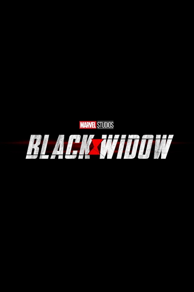 L'affiche de Black Widow