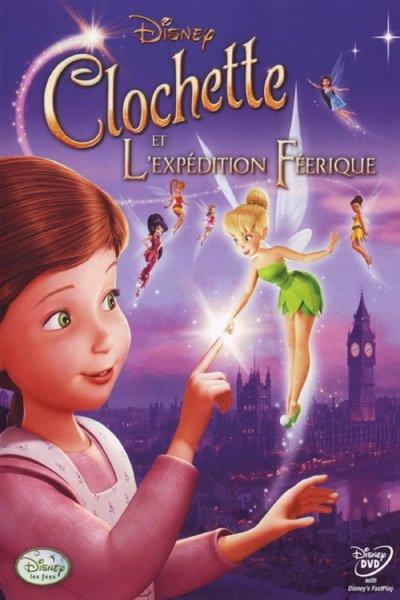 L'affiche de Clochette et l'Expédition féerique