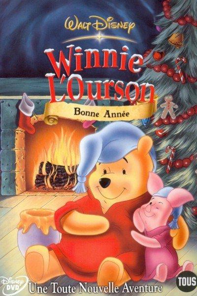 L'affiche de Winnie l'Ourson - Bonne année!