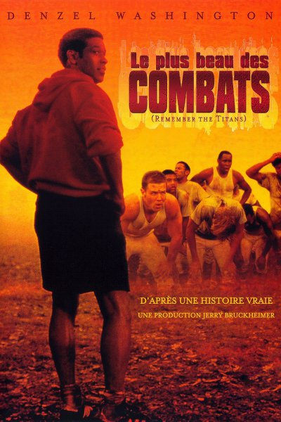 L'affiche de Le plus beau des combats