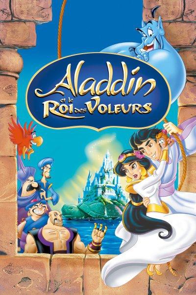 L'affiche de Aladdin et le Roi des voleurs