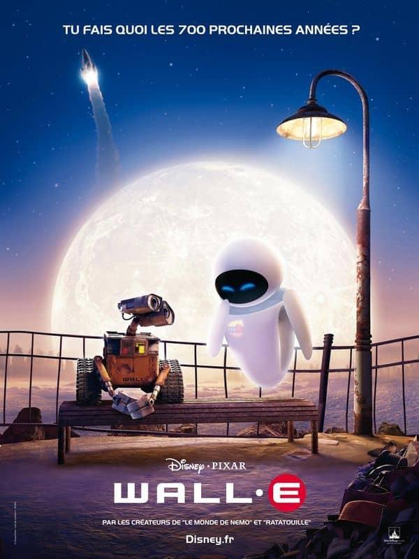 L'affiche de WALL-E
