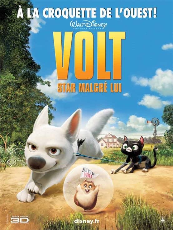 L'affiche de Volt, star malgré lui