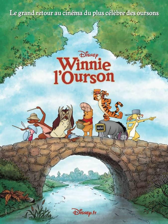 L'affiche de Winnie l'Ourson