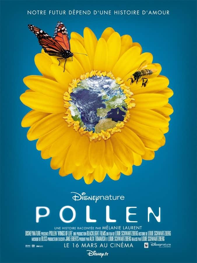 L'affiche de Pollen