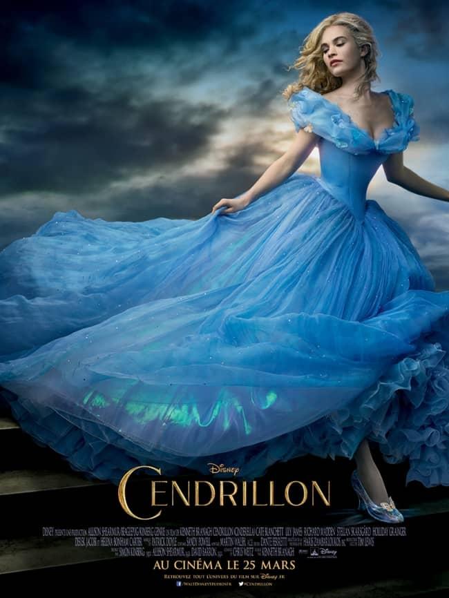 L'affiche de Cendrillon