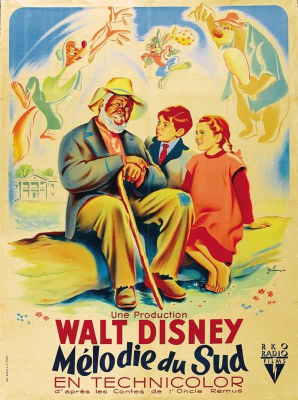 L'affiche de Mélodie du Sud