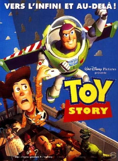 L'affiche de Toy Story