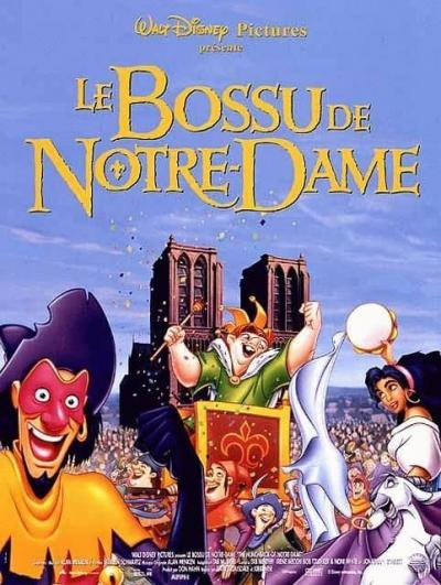 L'affiche de Le Bossu de Notre-Dame
