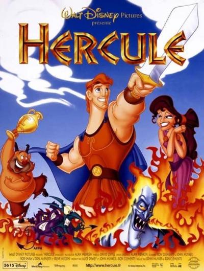 L'affiche de Hercule