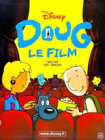 L'affiche de Doug, le film