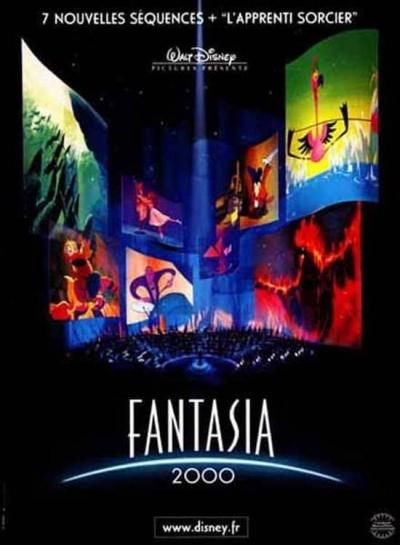 L'affiche de Fantasia 2000