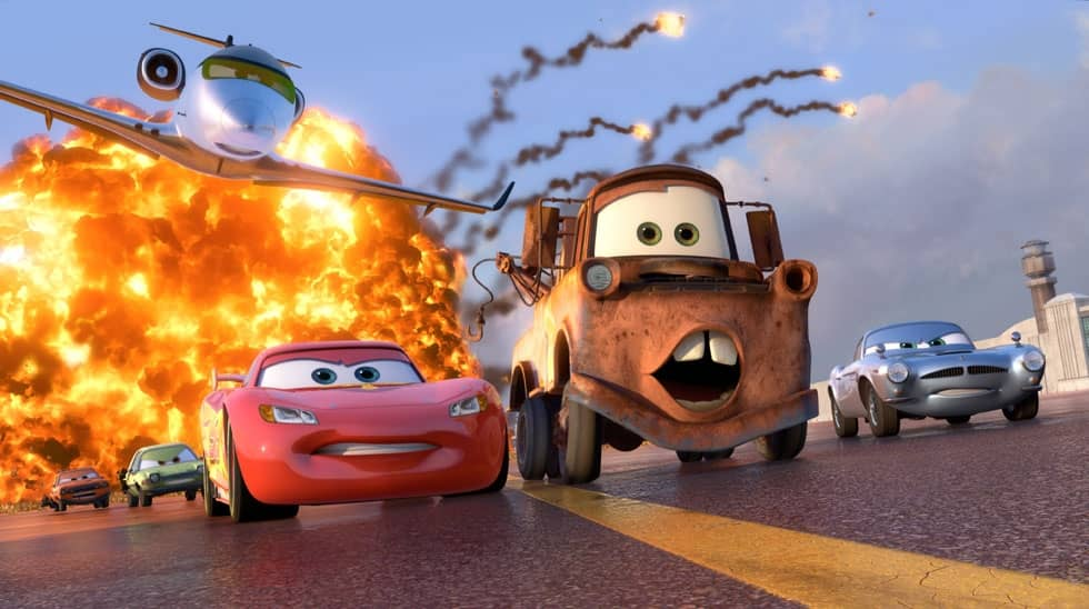 Cars 2 / DisneyPixar.fr