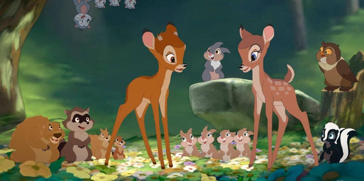 Bambi 2 le grand prince de la for t - Gwenvin sommier ...