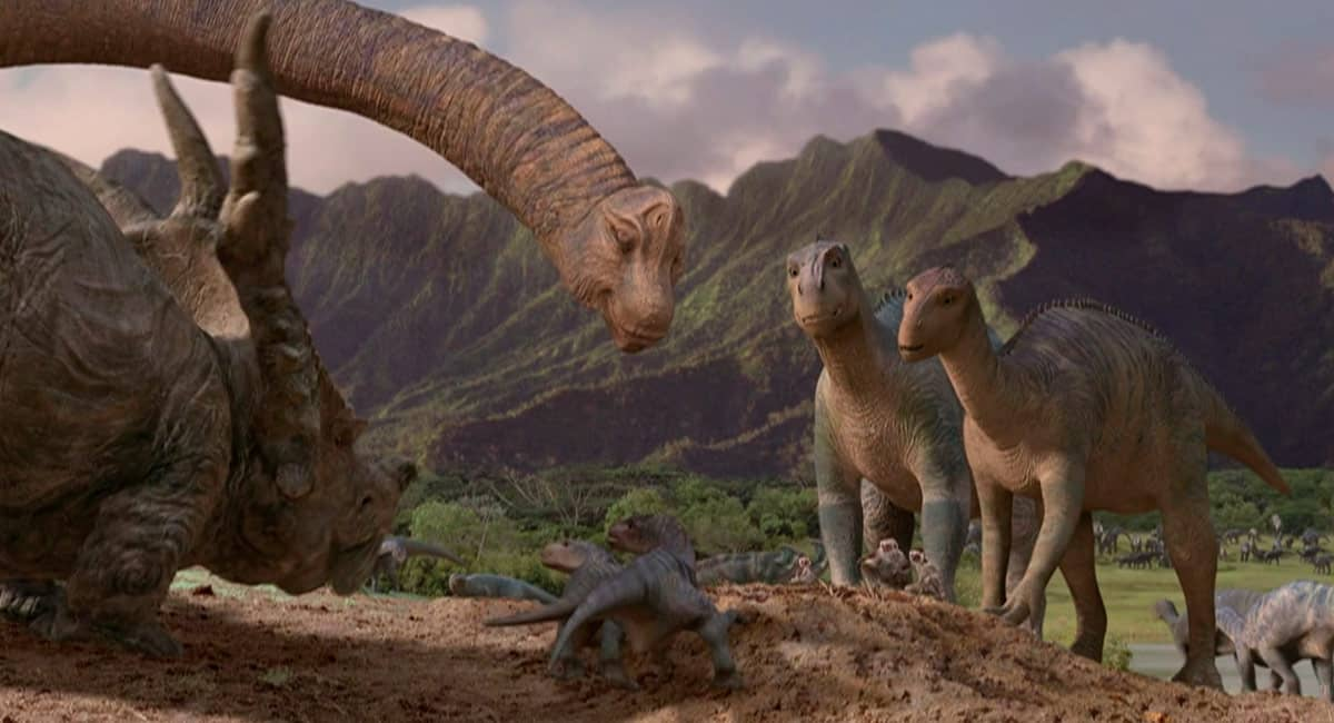 aladar and neera from disneys dinosaur 2000 disney dinosaur pinterest disney s - Dinosaure Disney