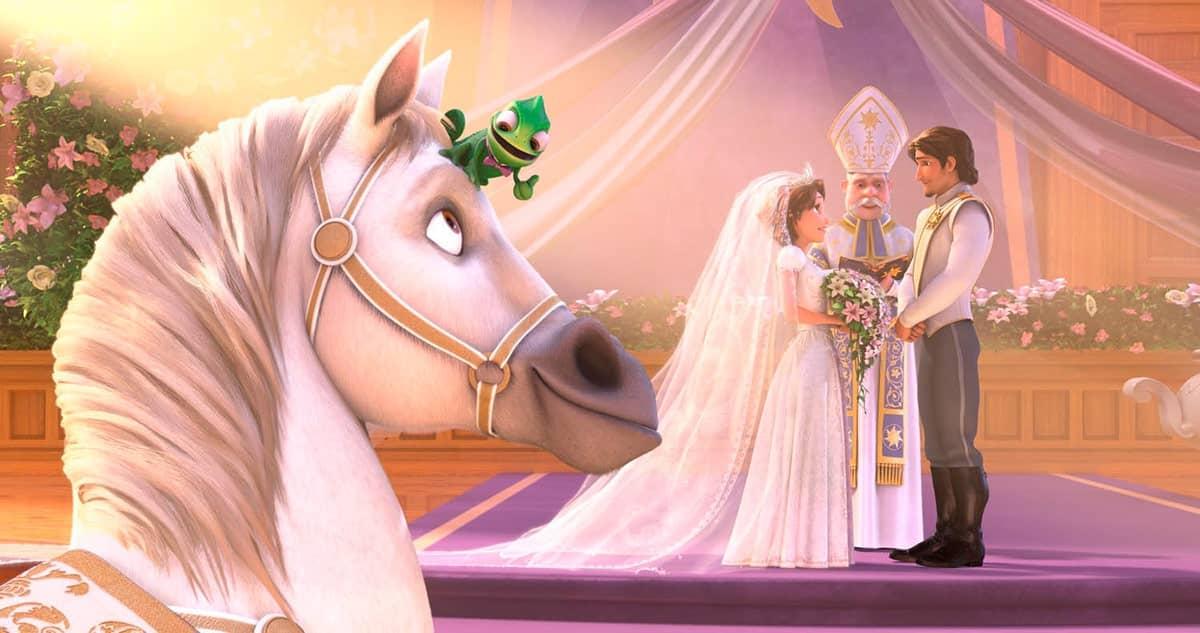Le Mariage De Raiponce Disneypixar Fr