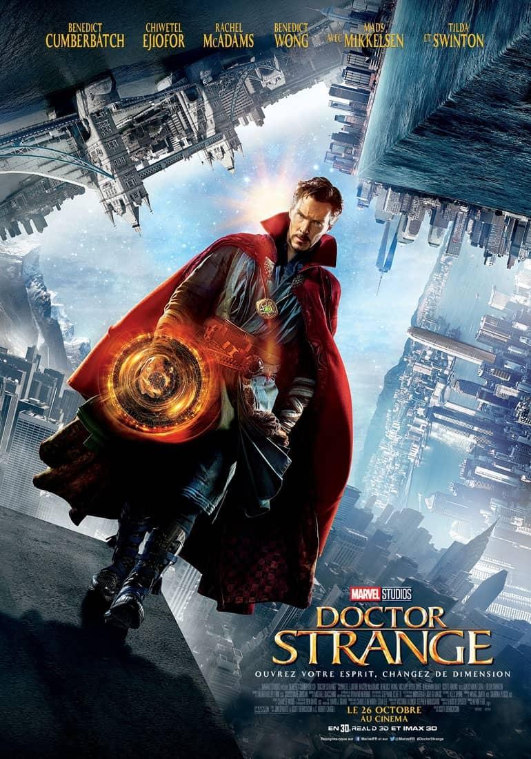 L'affiche de Doctor Strange