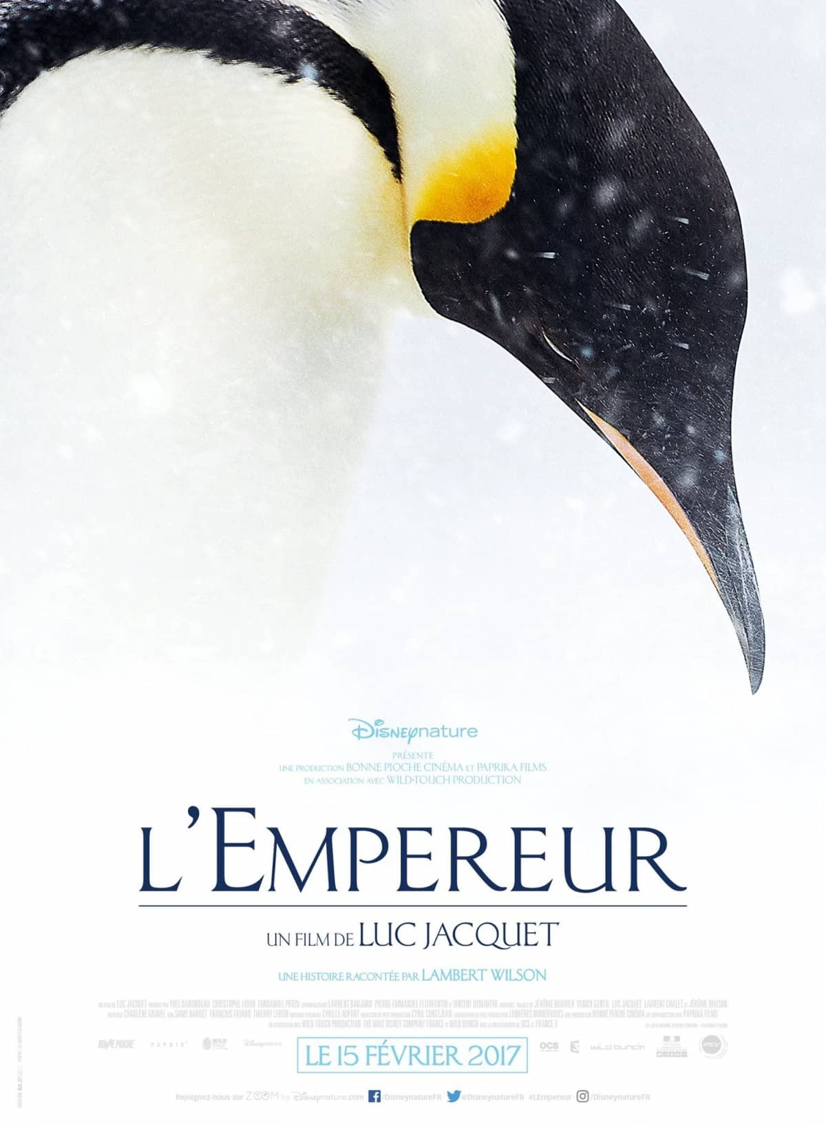 L'affiche de L'Empereur