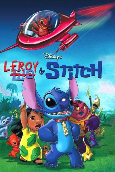 L'affiche de Leroy & Stitch